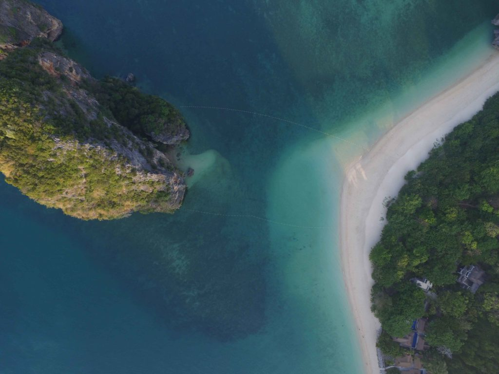How to enjoy Railay Beach despite tourists?